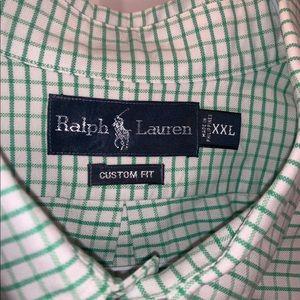 Polo Ralph Lauren Custom Fit Button Down